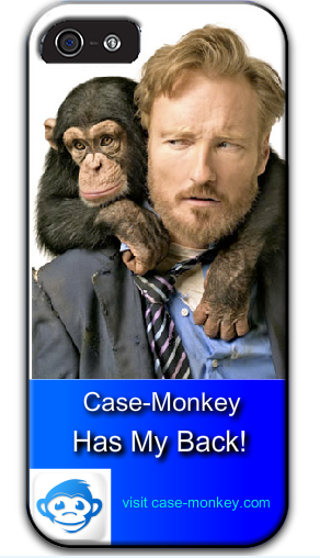 My iPhone Case: Case-Monkey Has Your Back!