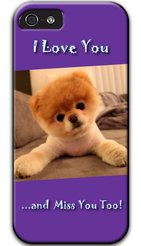 IPhone Cases for Dog and Puppy Passionates