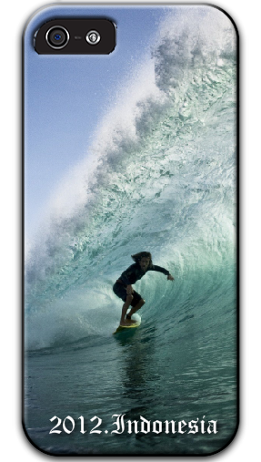 iPhone Case for Surfers: Waves, Barrels, and You