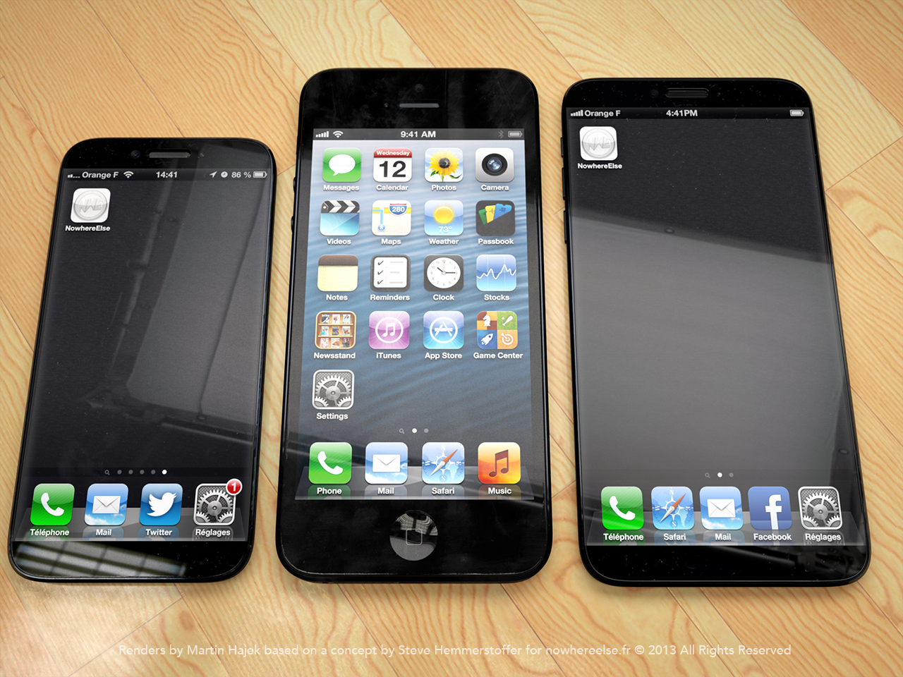 Apple iPhone 5S or Apple iPhone 6 or Both New iPhones?
