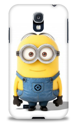 Minion Custom Samsung Galaxy Case