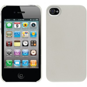 iPhone 4 / 4S Thinshield Snap-On Case White